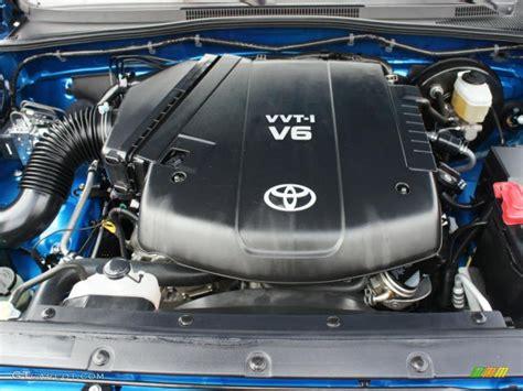 2008 Toyota Tacoma Engine 2008 Toyota Tacoma V6 Trd Sport Cab 4x4 4 0 Liter