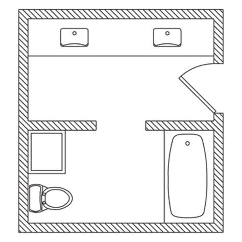 sink floor plan bathroom floor plans j