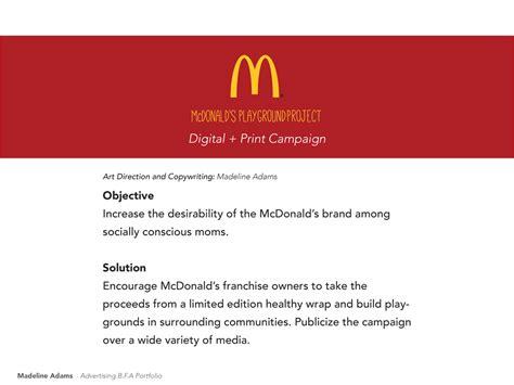 resume objective exles mcdonalds mcdonald s project buycustomwing x fc2