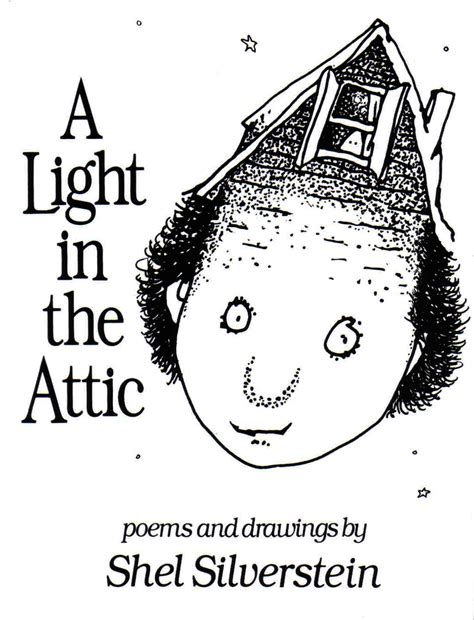 A Light In The Attic the groom says ceremony readings me and shel silverstein