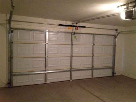 Garage Door Horizontal Strut Horizontal Garage Door Support Strut Wageuzi