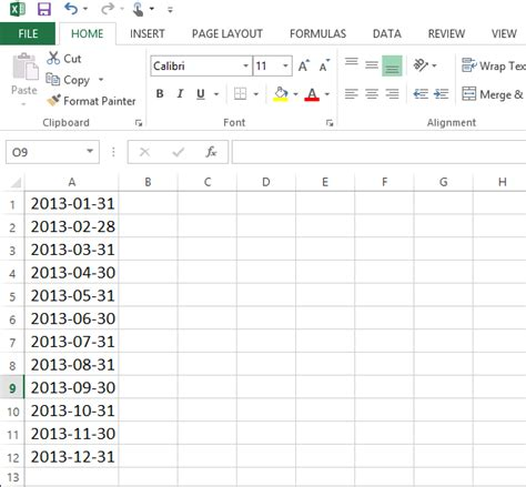 format year in excel convert datetime to date in excel 2013 parsing how to