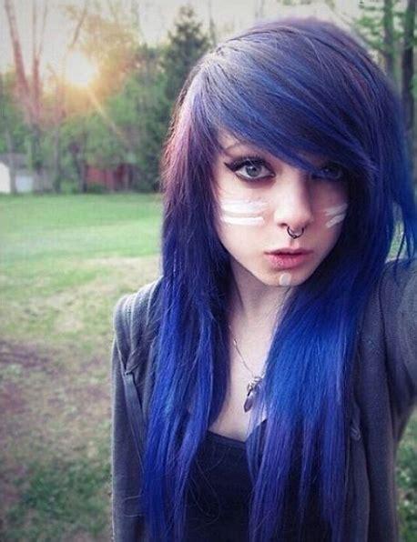 Dyed Hairstyles Tumblr | dyed hair on tumblr