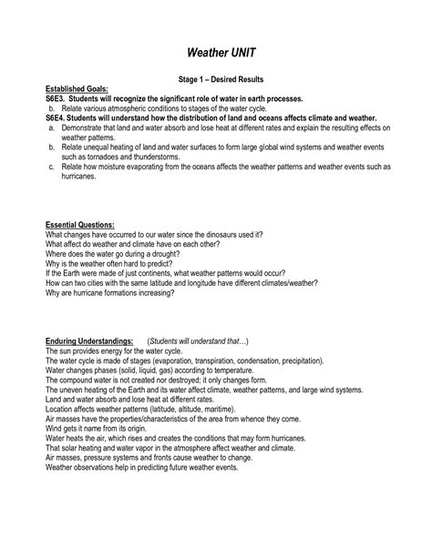 Science Worksheets 6th Grade by 9 Best Images Of Layers Of Earth Science 6th Grade