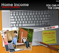 home income profit system
