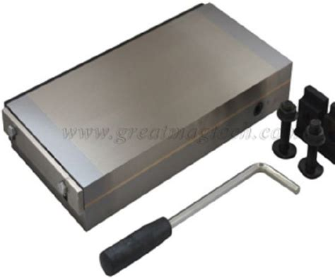magnetic table for surface grinder magnetic chuck for surface grinder factory manufacturers