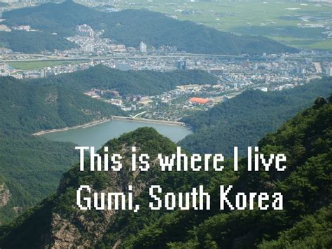 this is where i live gumi south korea this is where i live gumi south korea youtube