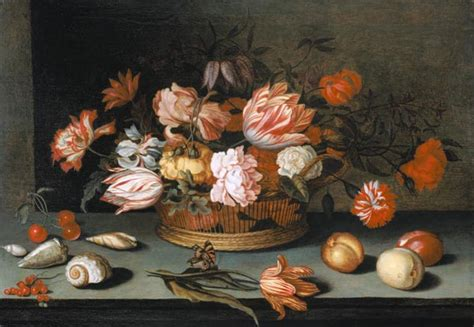 co d fiori with flowers fruits mussels balthasar