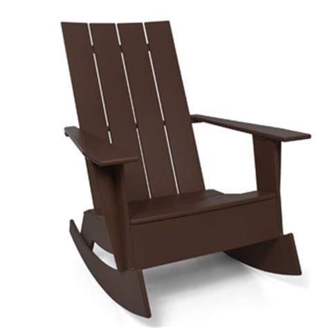 Loll Chairs by Loll Adirondack Rocker Chair