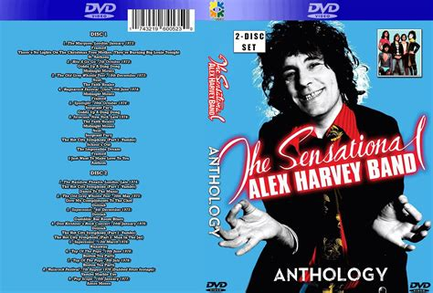 alex harvey band vambo tv and archives the sensational alex harvey