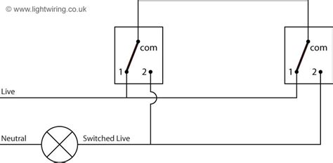 2 way switch diagram wiring wiring diagram and schematic