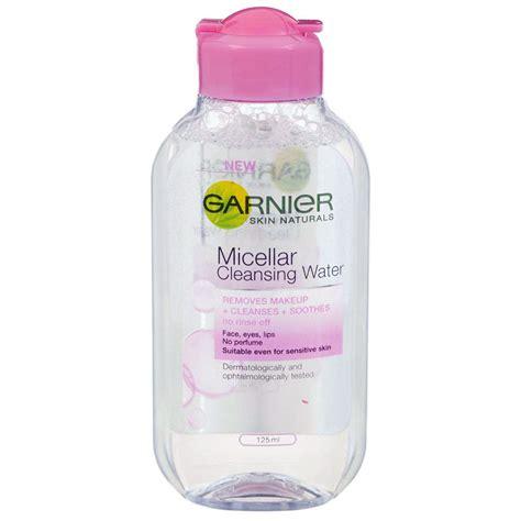 Shoo Garnier garnier micellar cleansing water 125ml tops shop