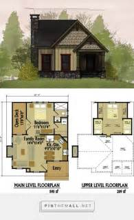 Small Floor Plans Cottages by 25 Great Ideas About Cottage Design On Pinterest