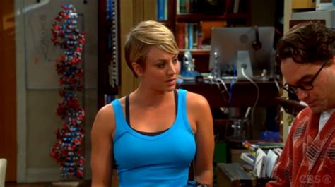 penny haircuts off of big bang theory 17 season premiere moments that everyone s talking about