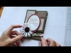 carding tutorial site double gate fold by stur cards and paper crafts at