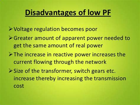 power factor correction voltage regulation automatic power factor correction unit