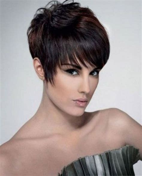 how to style a pixie to a fringe cut 15 chic pixie haircuts short hairstyles 2014 most