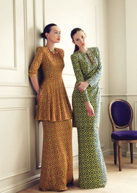 pattern baju kebaya 1000 images about baju kebaya on pinterest scallops
