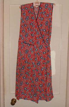 wrap around apron pattern uk 1940 s 1950 s vintage retro wrap around apron pinny