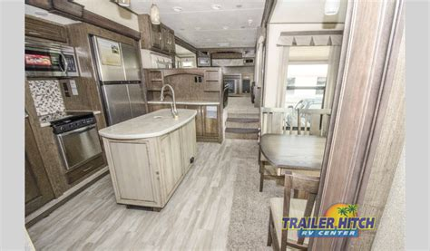 best fresh rv interior remodeling florida 3788 take a look at the largest rv interior in the grand design