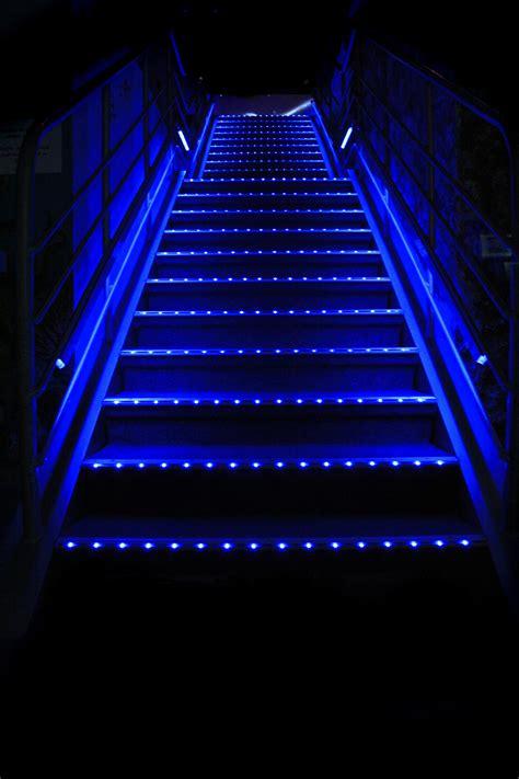 alu stair floor lights  ledson architonic