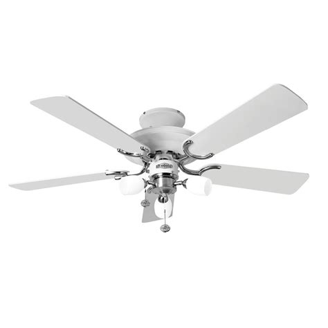 Fantasia Ceiling Fans With Lights Fantasia Mayfair Ceiling Fan 42 Inch Stainless Steel With Light 110009