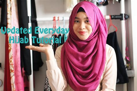hijab tutorial everyday simple hijab 2015 tutorials on how to wear hijab everyday hijabiworld
