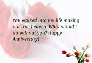 wedding anniversary messages from to husband wedding anniversary messages for