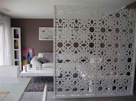 Lettre De Présentation Design D Intérieur cuisine claustra int 195 169 rieur en bois avec motif