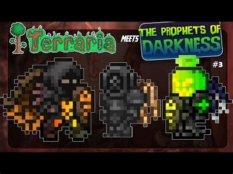 Terraria Vanity Clothes by Terraria Meets The Prophets Of Darkness