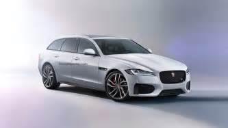 Second Jaguar Xf Sportbrake Jaguar Xf Sportbrake Confirmed For 2017