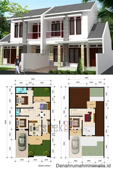 denah desain interior rumah minimalis 69 desain interior rumah minimalis modern 2 lantai