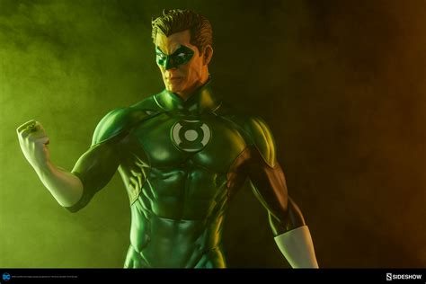 hal jordan and the dc comics green lantern hal jordan premium format tm figu sideshow collectibles