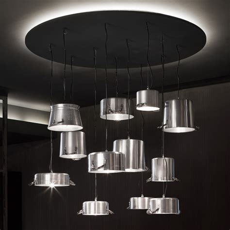 Kitchen Chandeliers Lighting Pots Kitchen Chandelier From Minacciolo Captivatist