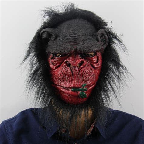 new year 2016 monkey masks 2016 new mask animal masks material