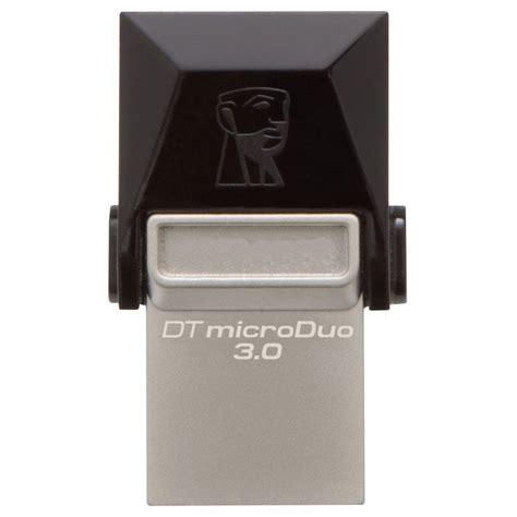 Usb Otg Kingston Dt Microduo 3 0 16gb kingston datatraveler microduo 32gb usb 3 0 pccomponentes
