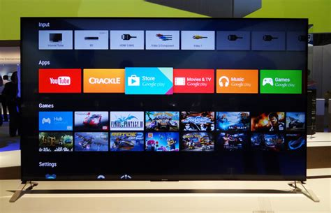 sony android tv ces 2015 the year tvs got way complicated pcworld