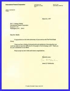 business anniversary letter anniversary letter image search results