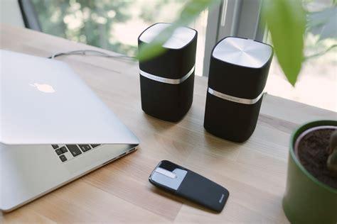 minimalist computer speakers minimalist computer speakers bowers wilkins mm 1 minimally
