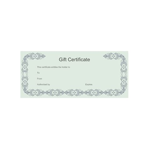 this certificate entitles you to template 28 this certificate entitles you to template gift