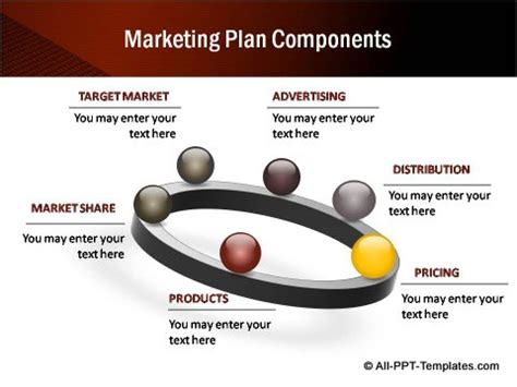 templates powerpoint marketing powerpoint marketing strategy template