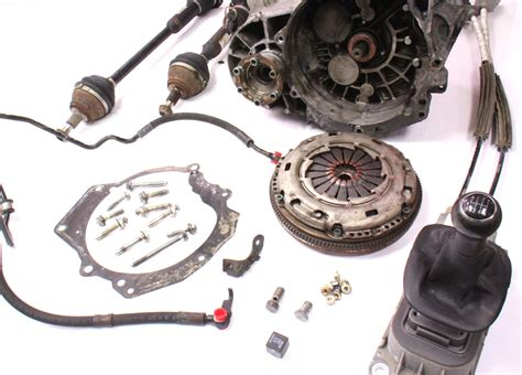 transmission control 2002 volkswagen golf spare parts catalogs 6 speed manual transmission swap parts kit 99 05 vw jetta gti mk4 02m vr6 carparts4sale inc