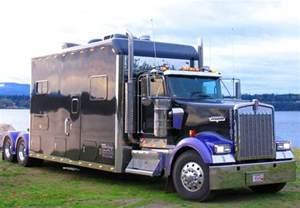 big custom semi truck sleepers the big rigs