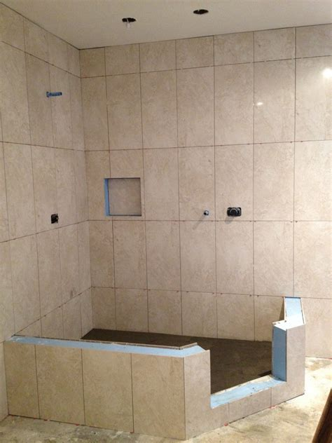 bathroom tile shower recent tile jobs englewood tile store mann tile inc