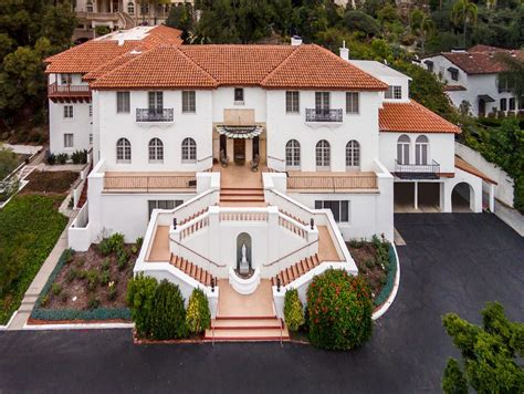 hollywood mansions will this glamorous old hollywood mansion be saved