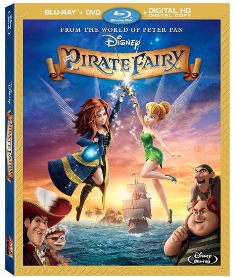 film disney dvd disney film project the pirate fairy blu ray movie review