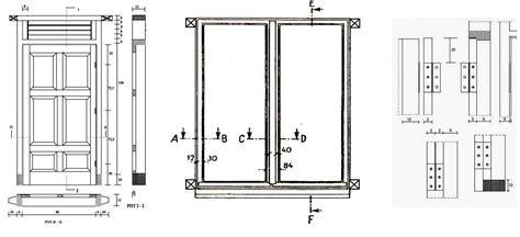 Engsel Pintu Kayu metode pemasangan kusen pintu dan jendela samsir ahmad