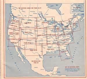 us road map book vintage united states map road atlas redi map trip