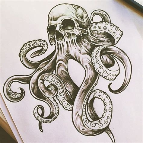 imagenes de tatuajes de kraken resultado de imagem para kraken tattoo kraken