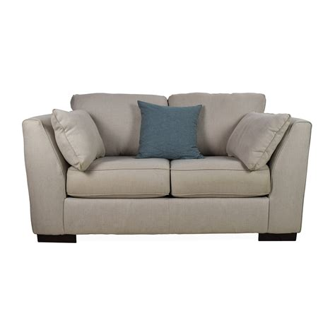 used loveseats reclining loveseat ashley furniture gunsmoke alzena
